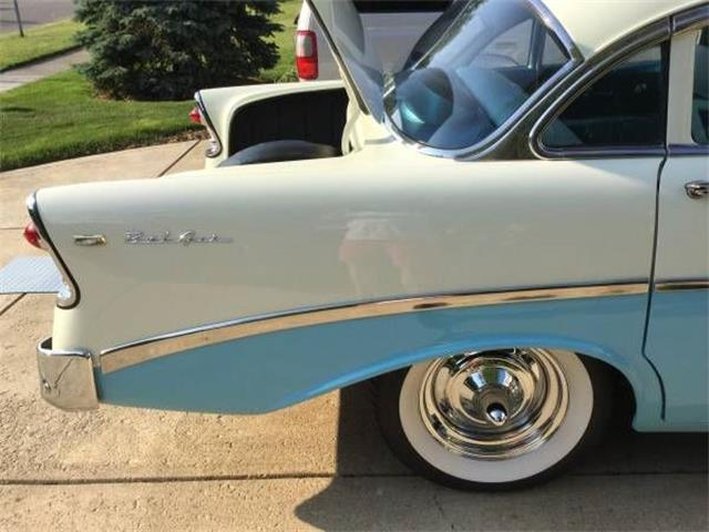 1956 Chevrolet Bel Air (CC-1375833) for sale in Cadillac, Michigan