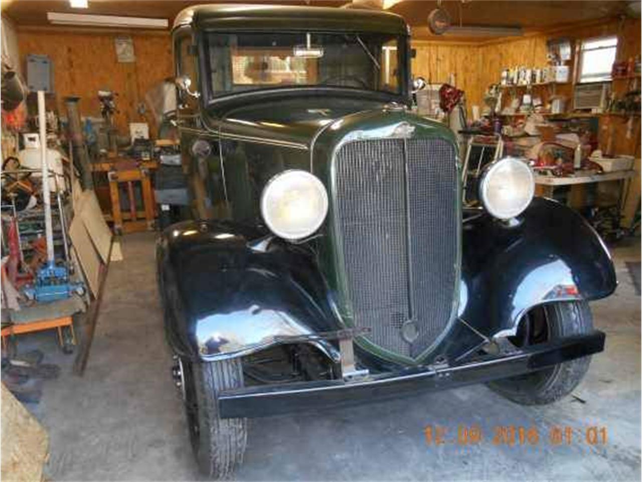 1935 Chevrolet Truck (CC-1375835) for sale in Cadillac, Michigan