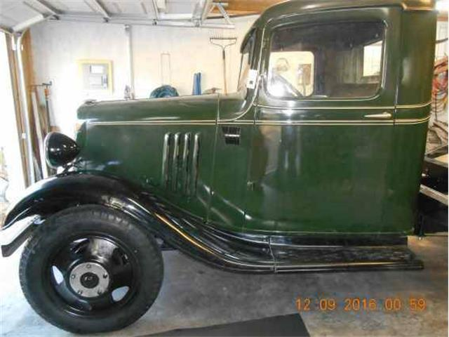 1935 Chevrolet Truck (CC-1375835) for sale in Cadillac, Michigan