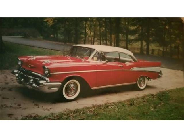 1957 Chevrolet Bel Air (CC-1375838) for sale in Cadillac, Michigan