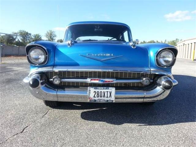 1957 Chevrolet Bel Air (CC-1375845) for sale in Cadillac, Michigan