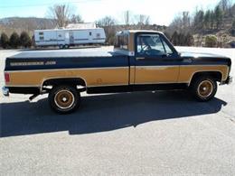 1975 GMC Sierra (CC-1375851) for sale in Cadillac, Michigan