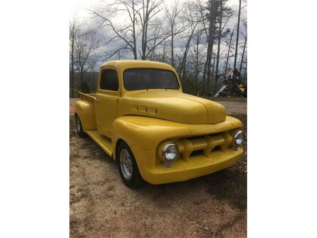 1951 Ford F1 (CC-1375853) for sale in Cadillac, Michigan