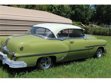 1953 Pontiac Chieftain (CC-1375854) for sale in Cadillac, Michigan