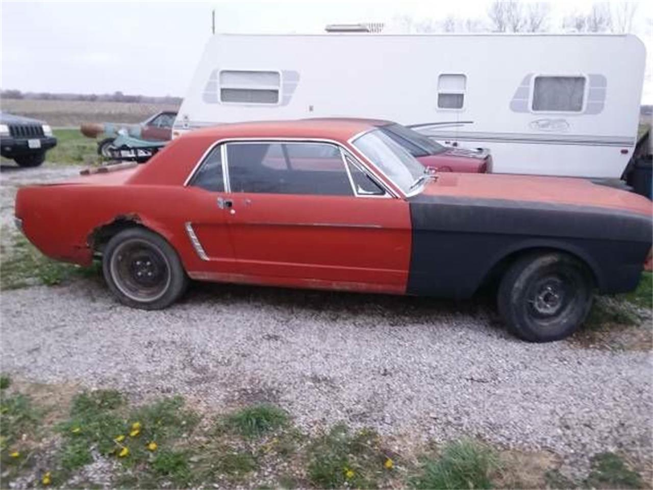 1965 Ford Mustang (CC-1375858) for sale in Cadillac, Michigan