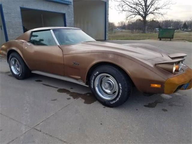 1975 Chevrolet Corvette (CC-1375859) for sale in Cadillac, Michigan