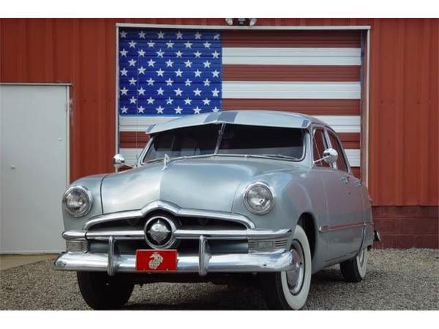 1950 Ford Custom (CC-1375869) for sale in Cadillac, Michigan