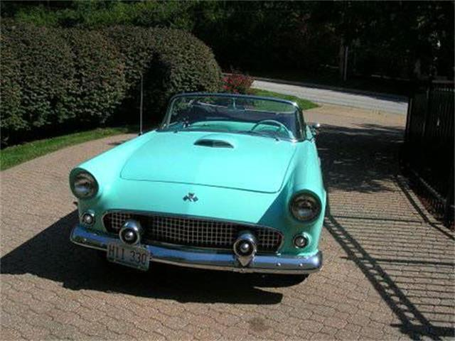 1955 Ford Thunderbird (CC-1375871) for sale in Cadillac, Michigan