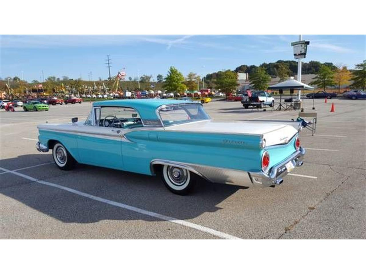 1959 Ford Galaxie (CC-1375875) for sale in Cadillac, Michigan