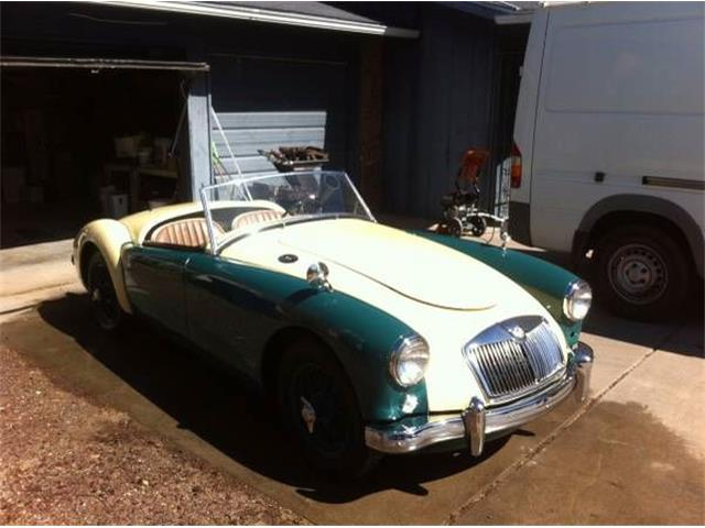 1959 MG MGA (CC-1375878) for sale in Cadillac, Michigan