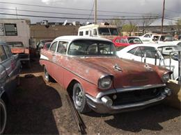 1957 Chevrolet Bel Air (CC-1375884) for sale in Cadillac, Michigan