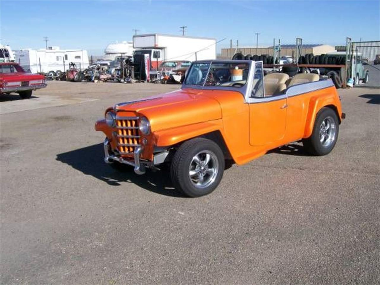1950 Willys Jeepster (CC-1375885) for sale in Cadillac, Michigan