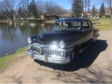 1950 DeSoto Custom (CC-1375886) for sale in Cadillac, Michigan
