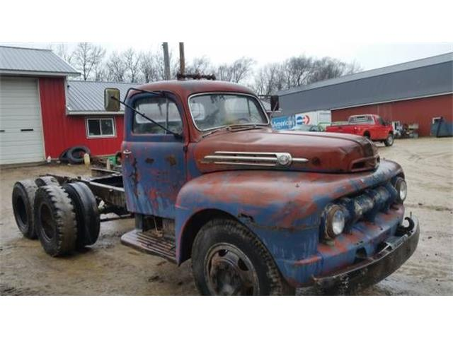 1952 Ford F7 (CC-1375892) for sale in Cadillac, Michigan