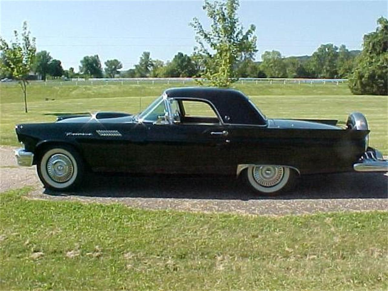 1957 Ford Thunderbird (CC-1375895) for sale in Cadillac, Michigan