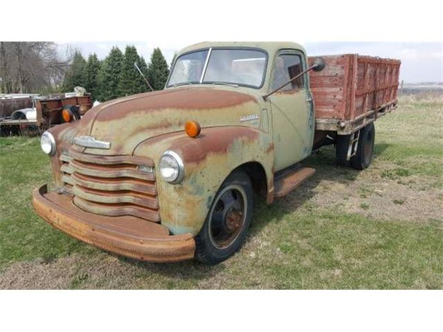 1950 Chevrolet Truck (CC-1375899) for sale in Cadillac, Michigan