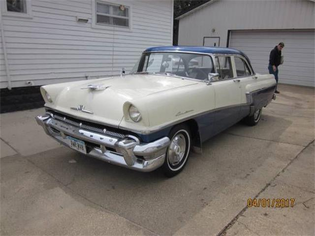 1956 Mercury Custom (CC-1375904) for sale in Cadillac, Michigan