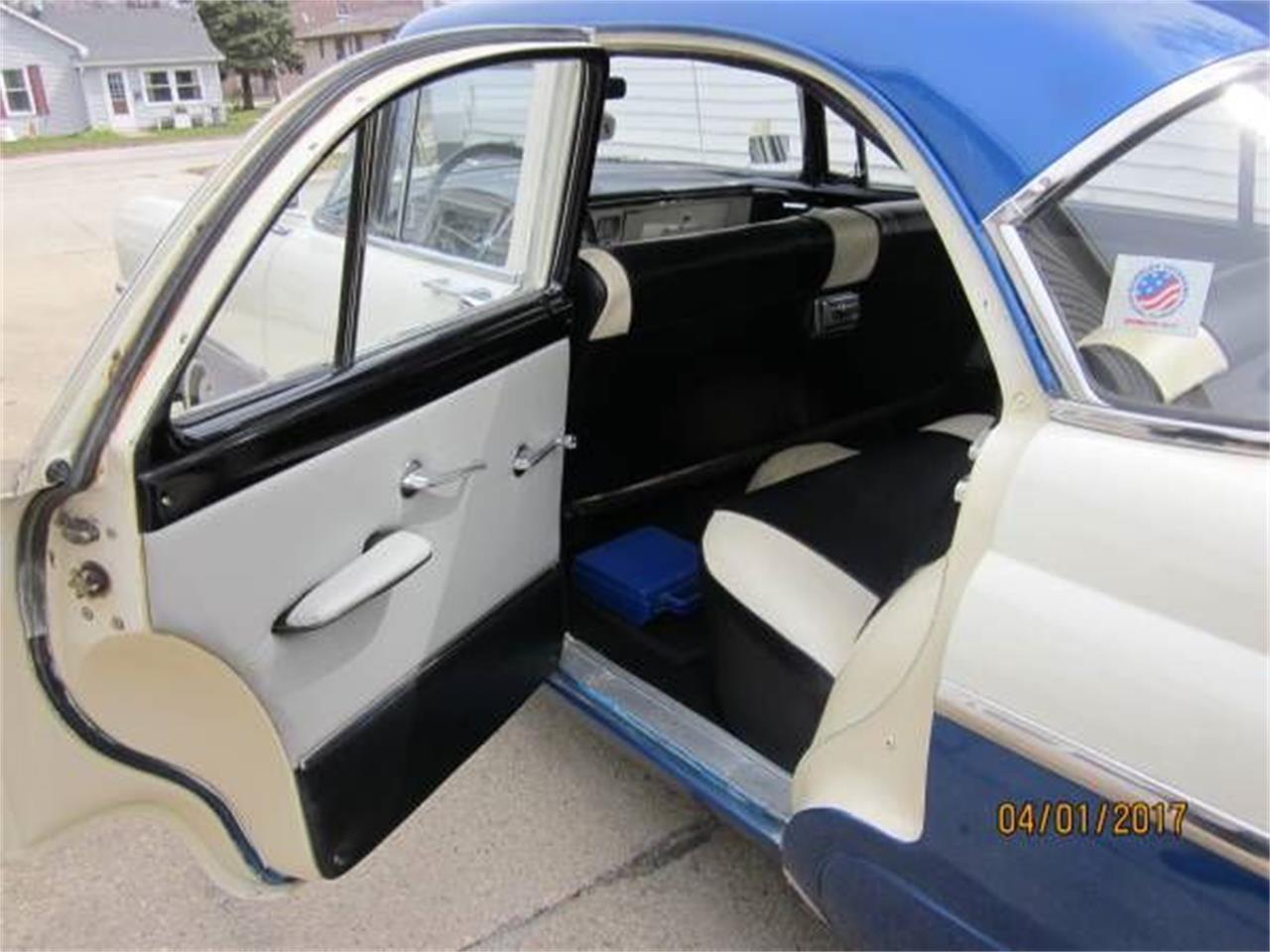 1956 Mercury Custom (CC-1375904) for sale in Cadillac, Michigan