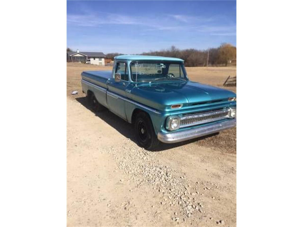 1965 Chevrolet C10 (CC-1375915) for sale in Cadillac, Michigan
