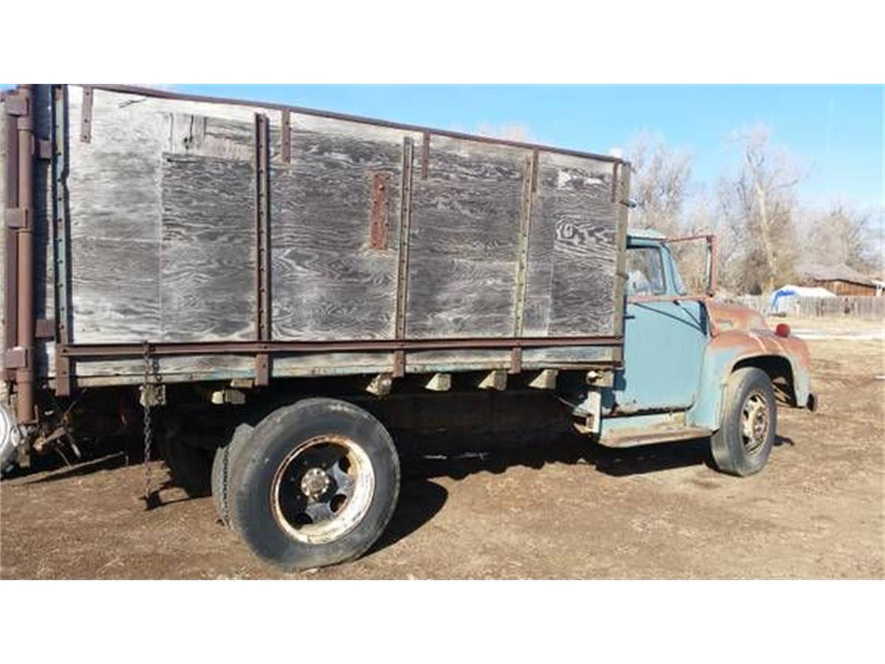 1956 Ford F600 (CC-1375920) for sale in Cadillac, Michigan