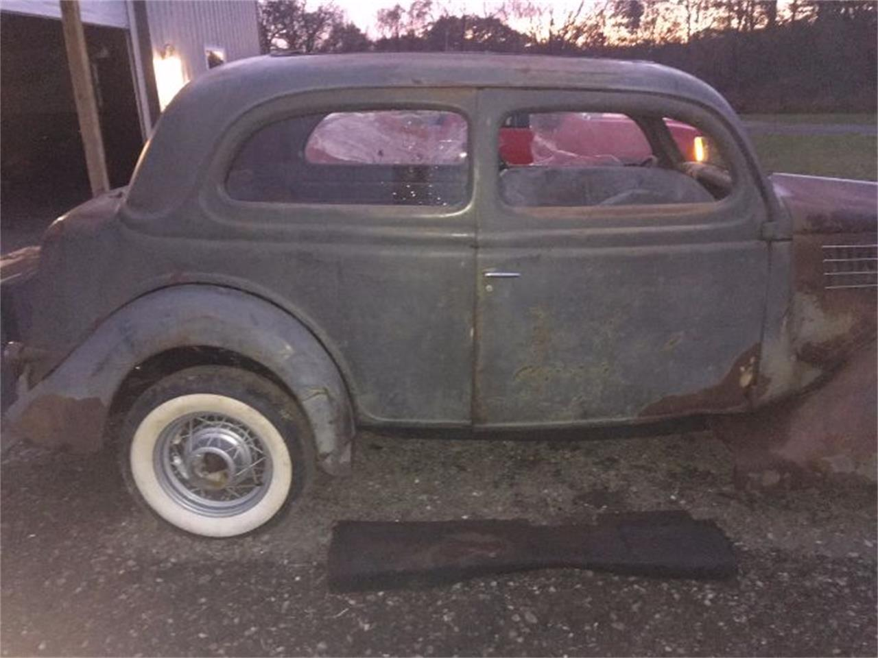 1935 Ford Tudor (CC-1375921) for sale in Cadillac, Michigan