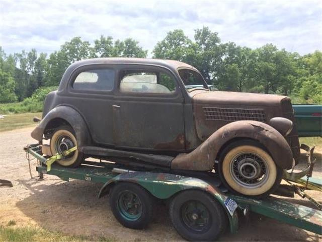 1935 Ford Tudor (CC-1375921) for sale in Cadillac, Michigan