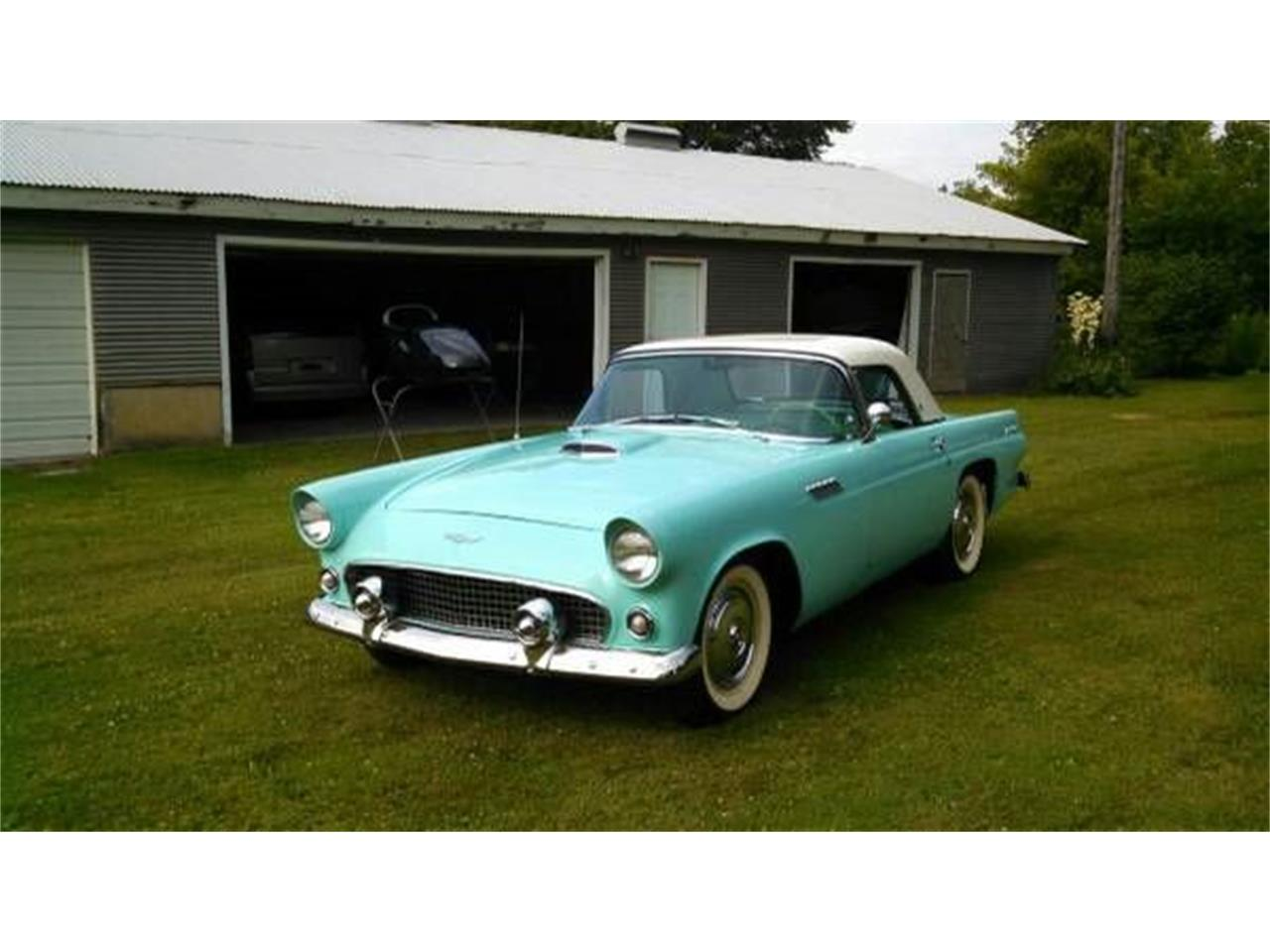1955 Ford Thunderbird (CC-1375923) for sale in Cadillac, Michigan
