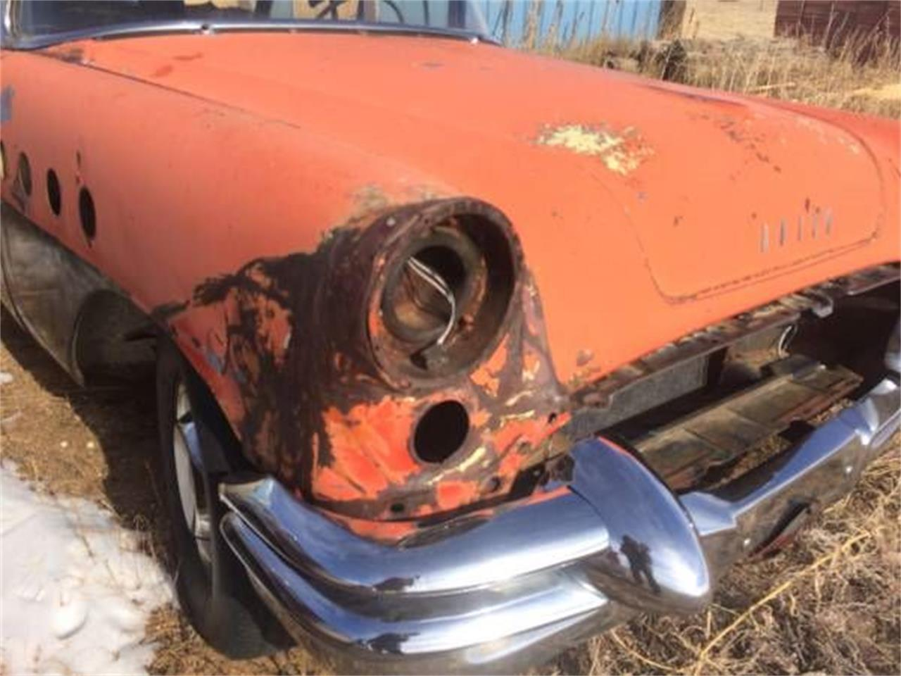 1955 Buick Century (CC-1375926) for sale in Cadillac, Michigan