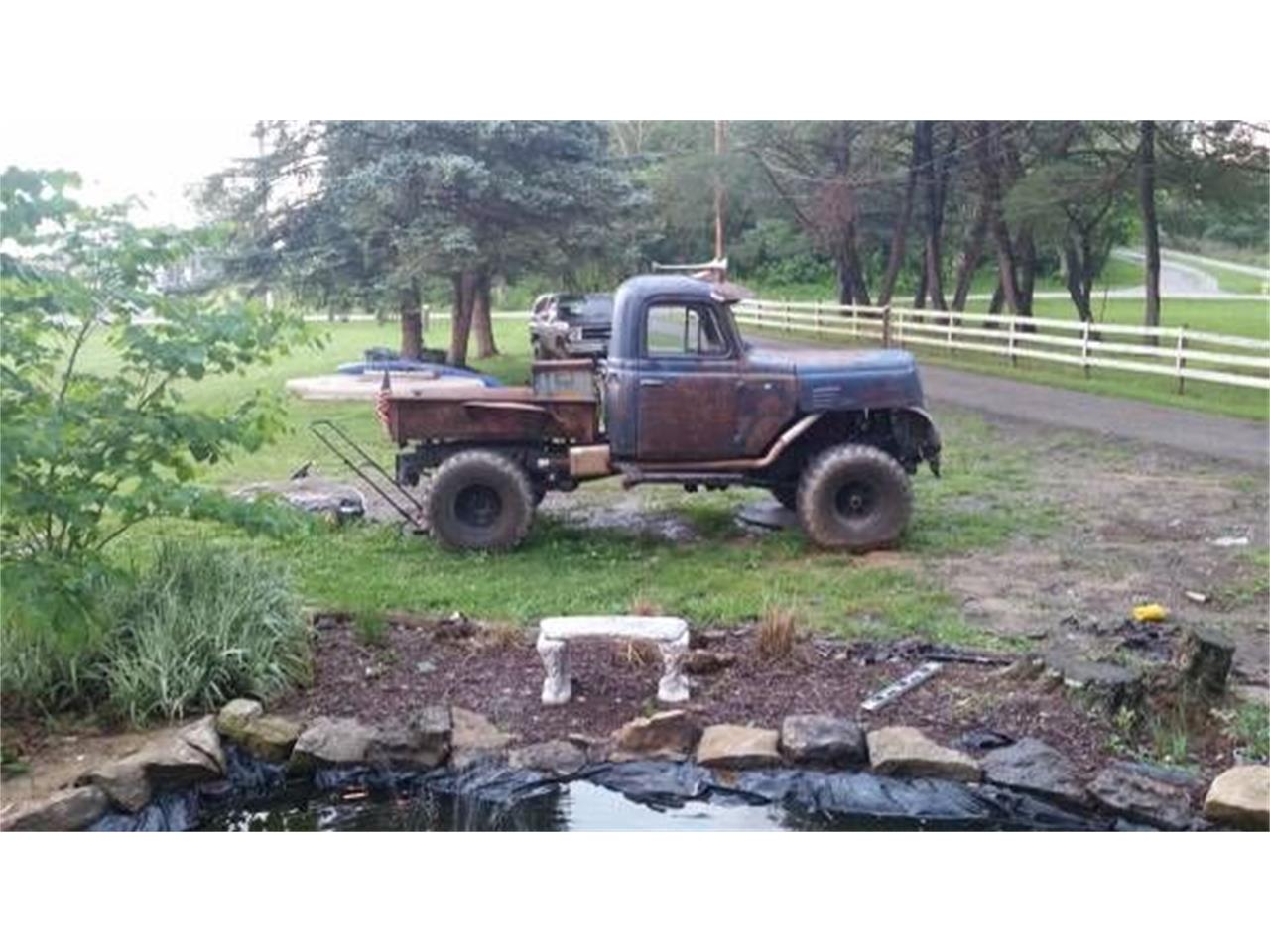 1957 International Harvester (CC-1375933) for sale in Cadillac, Michigan