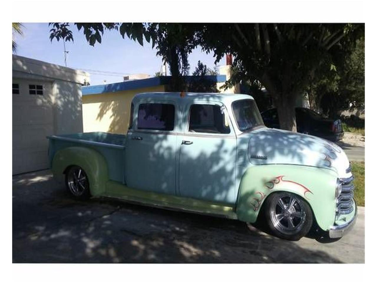 1953 Chevrolet Custom (CC-1375936) for sale in Cadillac, Michigan