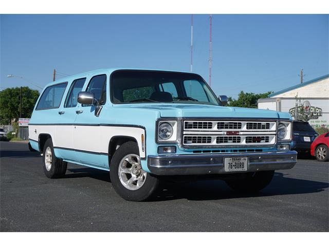 1976 GMC Suburban (CC-1370594) for sale in Austin, Texas