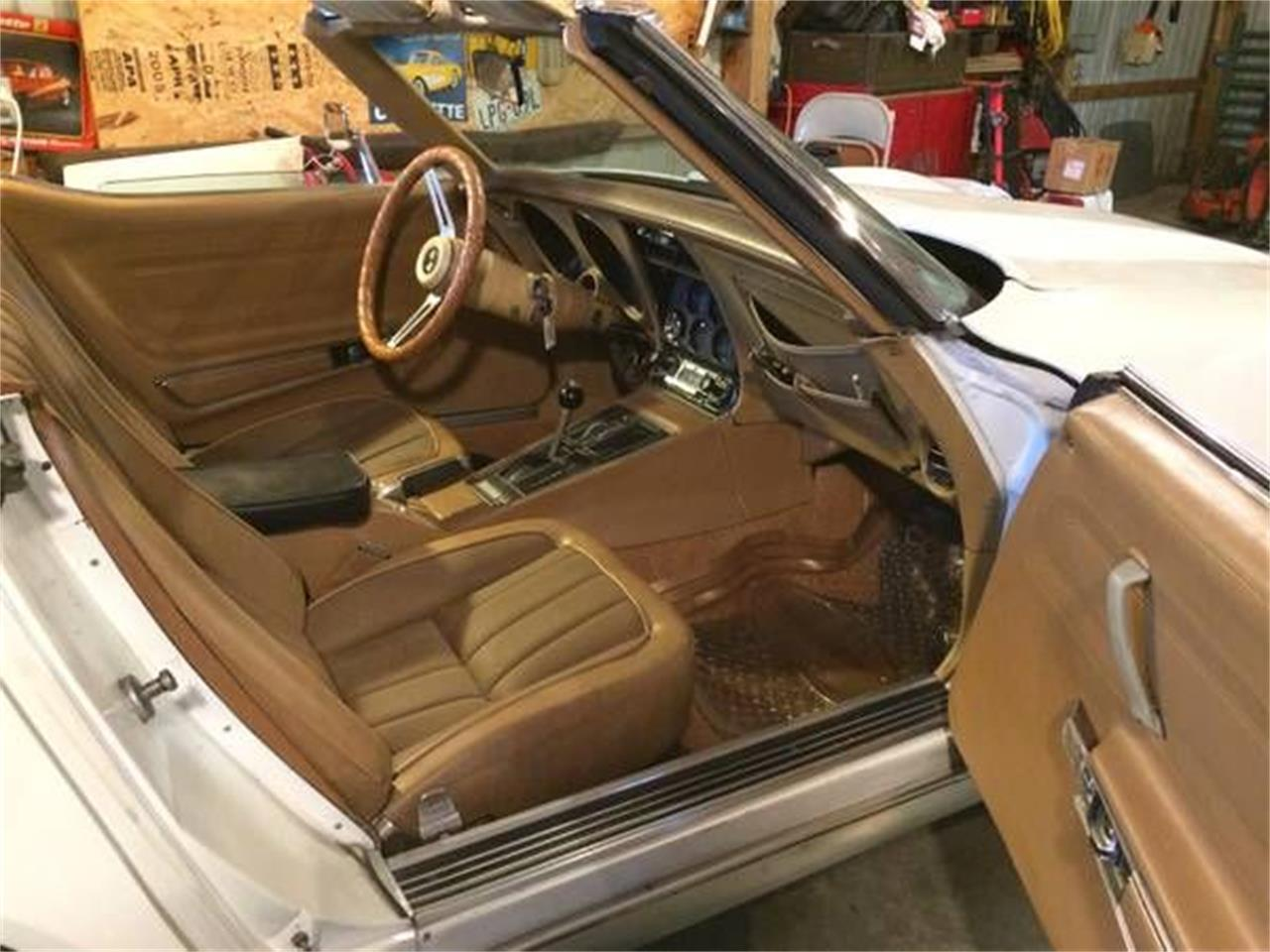 1975 Chevrolet Corvette (CC-1375940) for sale in Cadillac, Michigan