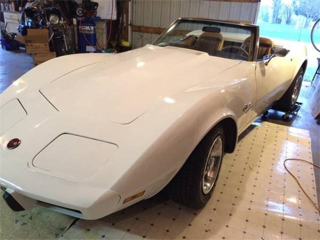1975 Chevrolet Corvette (CC-1375940) for sale in Cadillac, Michigan