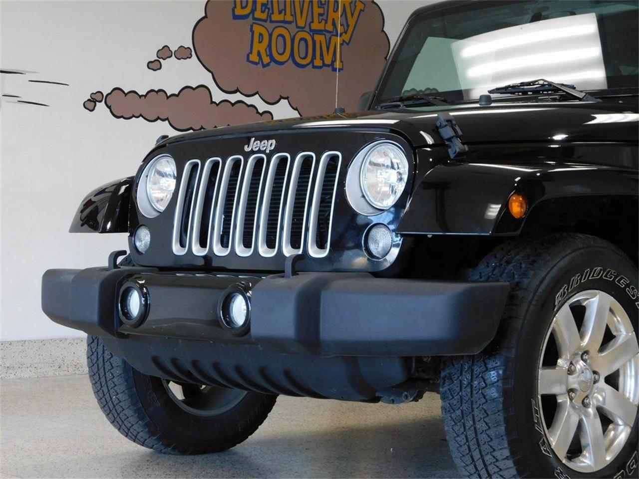 2017 Jeep Wrangler (CC-1375943) for sale in Hamburg, New York