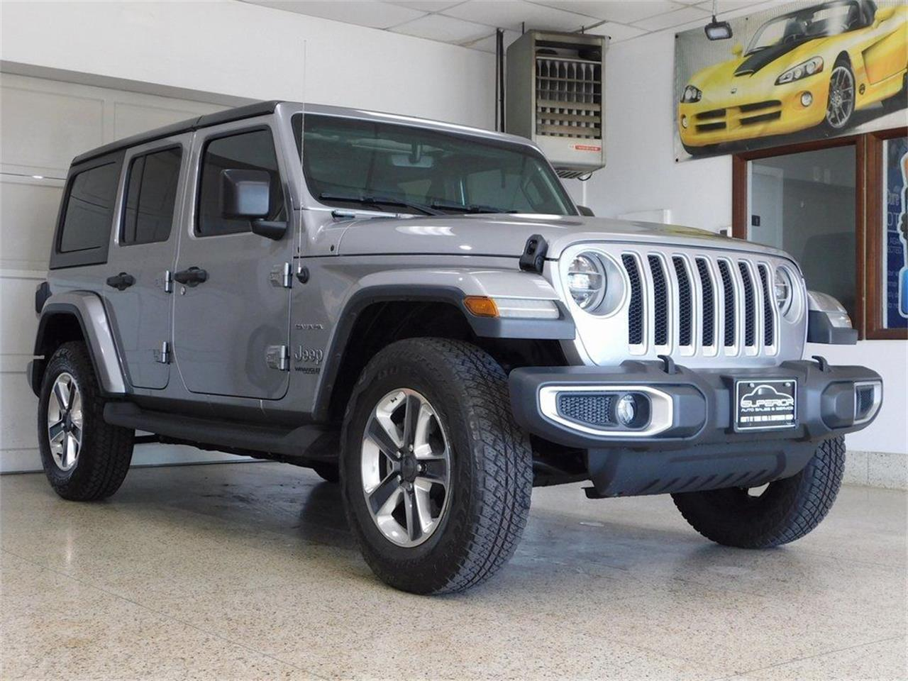 2018 Jeep Wrangler (CC-1375944) for sale in Hamburg, New York