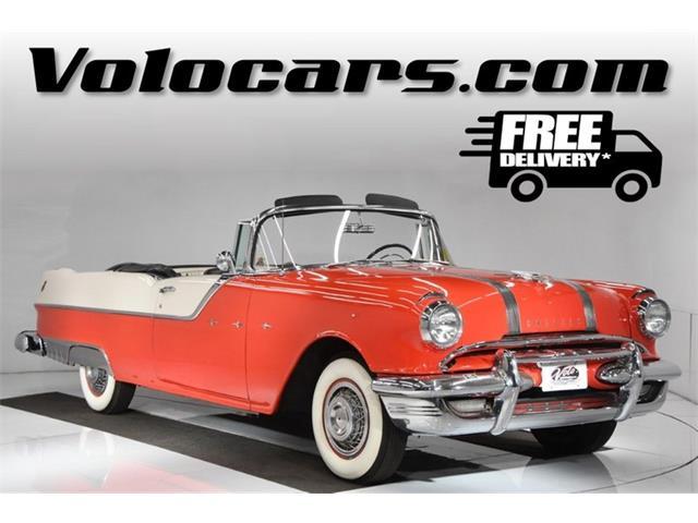 1955 Pontiac Star Chief (CC-1375955) for sale in Volo, Illinois