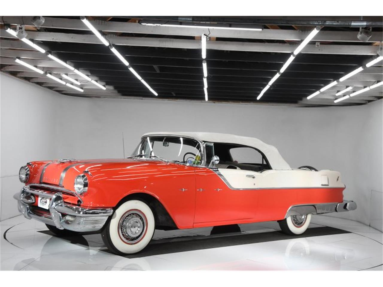 1955 Pontiac Star Chief (CC-1375955) for sale in Volo, Illinois