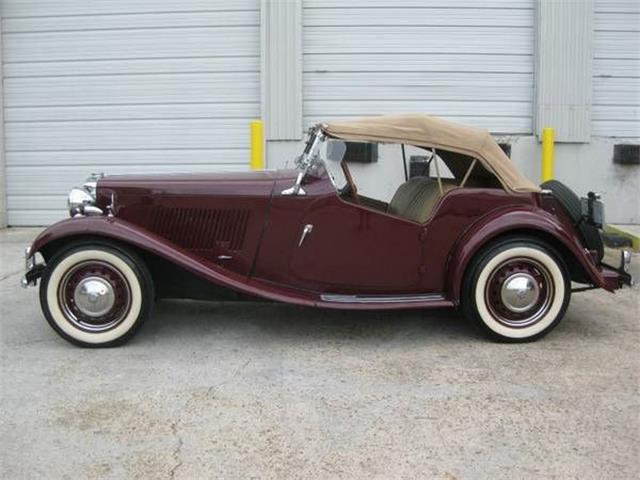1950 MG TD (CC-1375957) for sale in Cadillac, Michigan