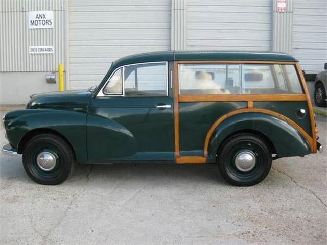 1956 Morris Minor (CC-1375958) for sale in Cadillac, Michigan