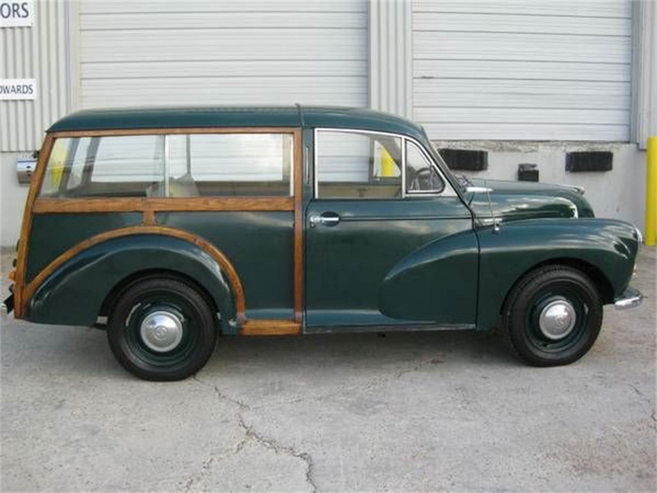 1956 Morris Minor (CC-1375958) for sale in Cadillac, Michigan