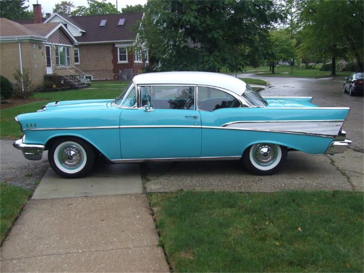 1957 Chevrolet Bel Air (CC-1375959) for sale in Cadillac, Michigan