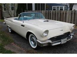 1957 Ford Thunderbird (CC-1375966) for sale in Cadillac, Michigan