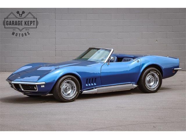 1968 Chevrolet Corvette (CC-1375967) for sale in Grand Rapids, Michigan