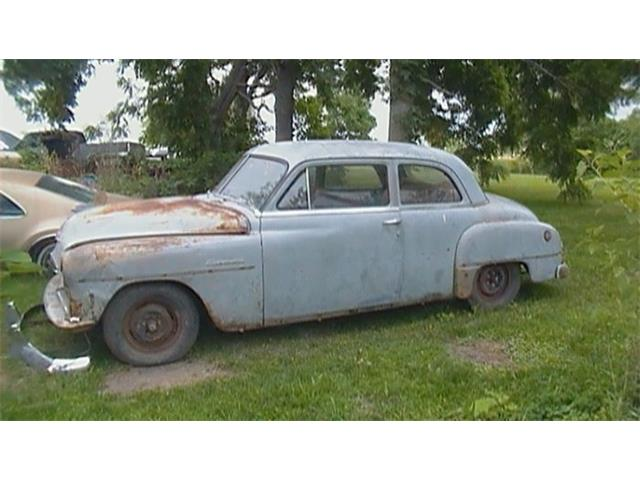 1952 Plymouth Cambridge (CC-1375974) for sale in Cadillac, Michigan