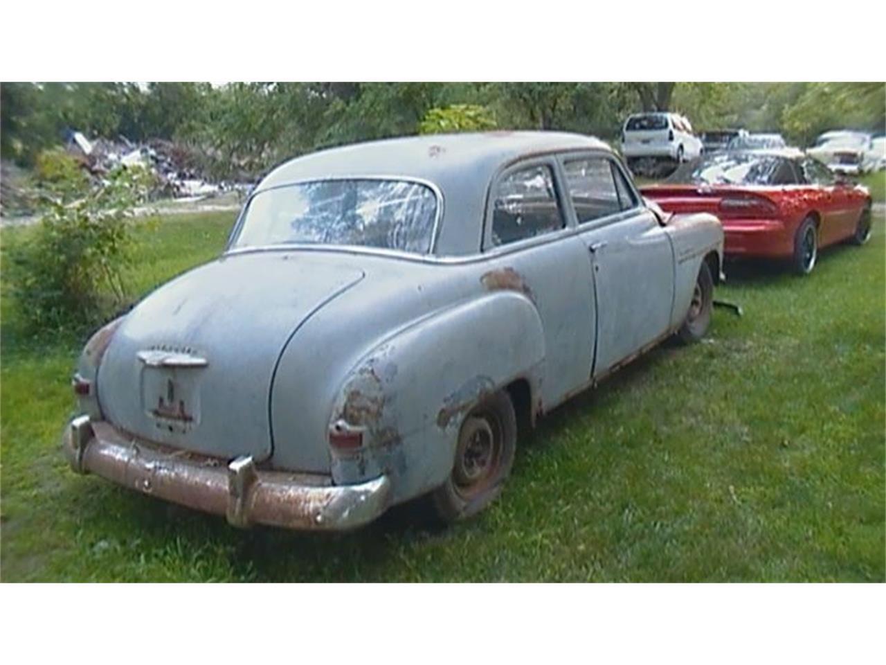 1952 Plymouth Cambridge (CC-1375974) for sale in Cadillac, Michigan