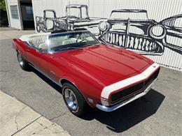 1968 Chevrolet Camaro (CC-1375979) for sale in Fairfield, California