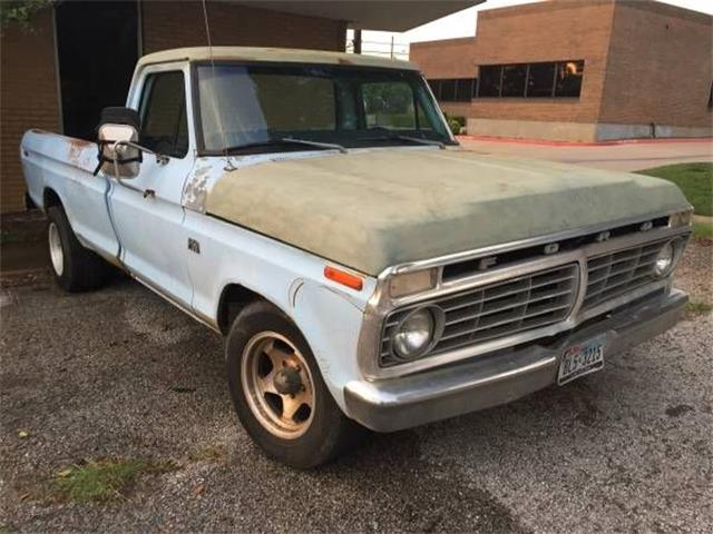 1975 Ford F150 (CC-1375982) for sale in Cadillac, Michigan