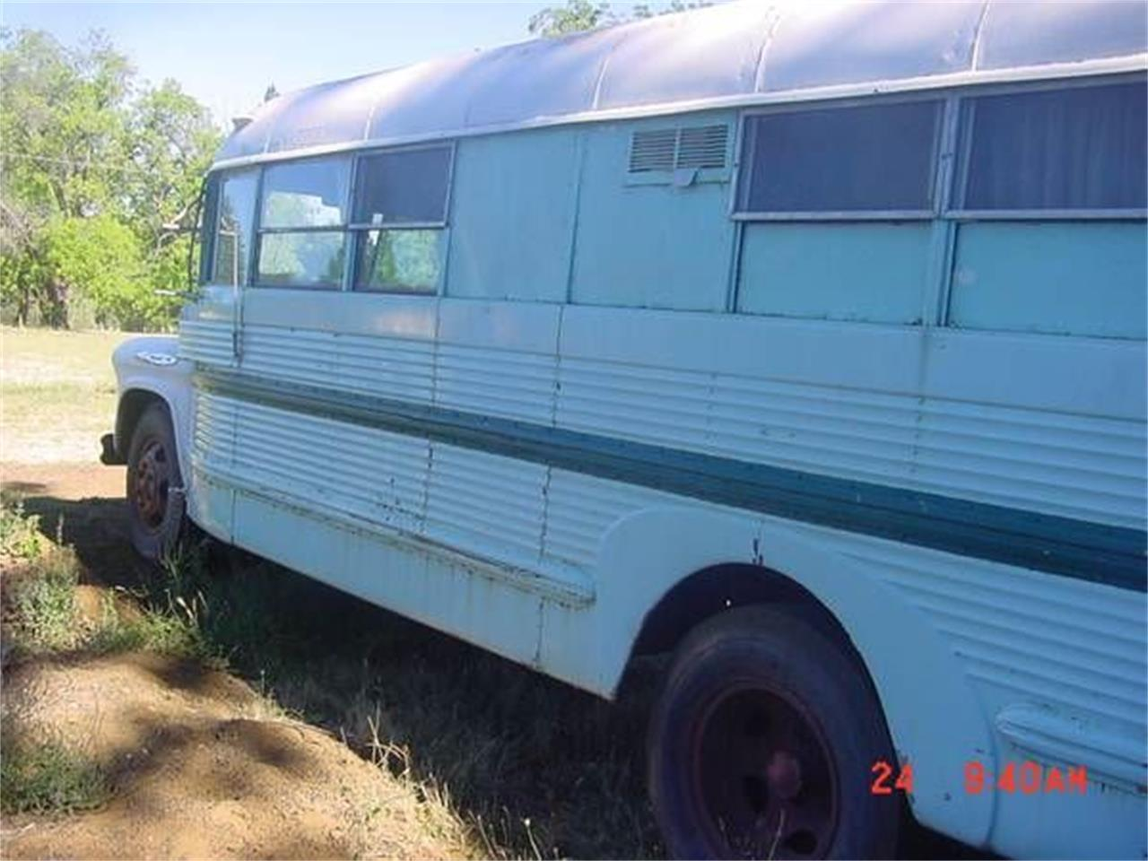 1957 Chevrolet Bus (CC-1375988) for sale in Cadillac, Michigan