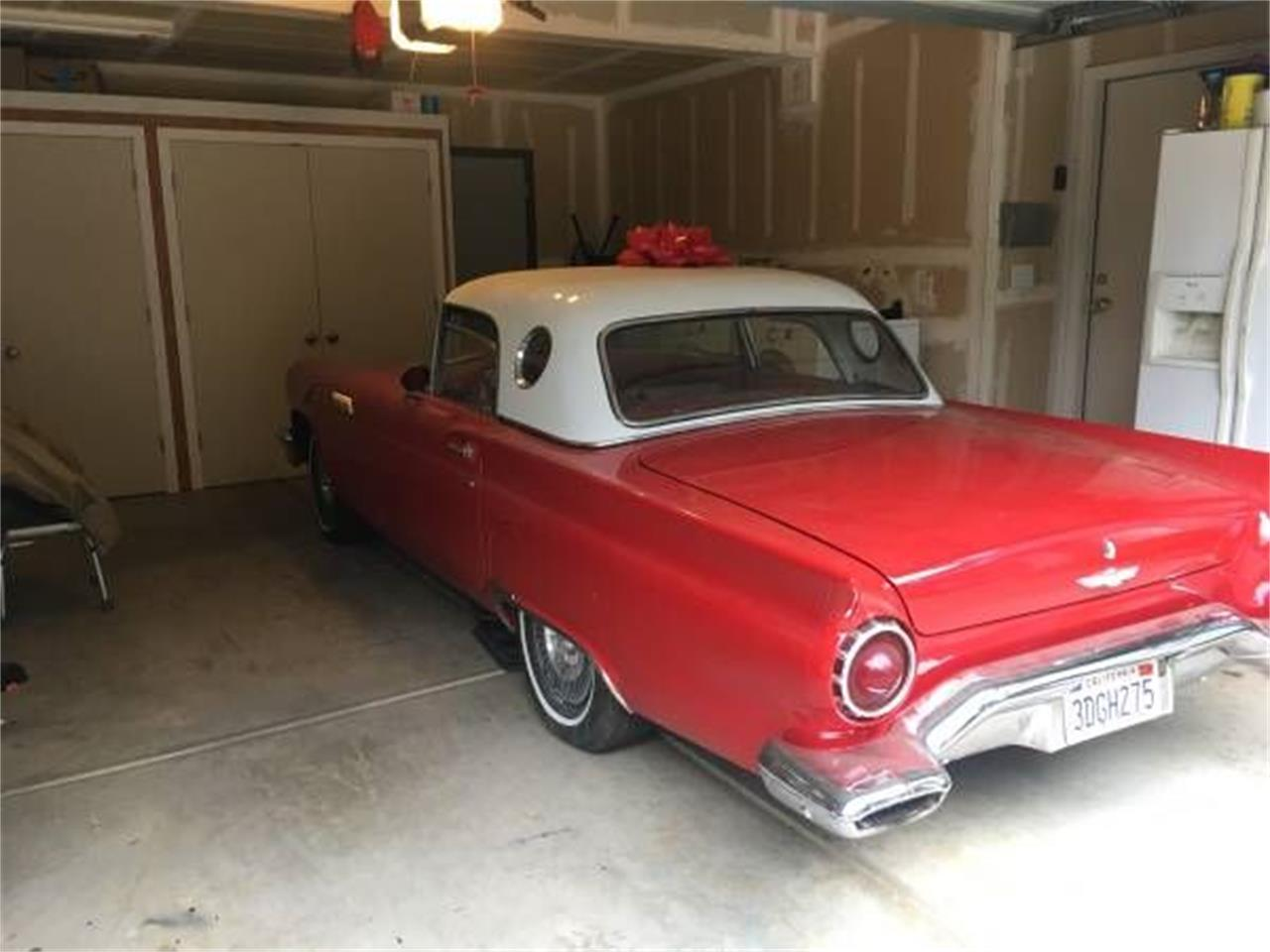 1957 Ford Thunderbird (CC-1375990) for sale in Cadillac, Michigan