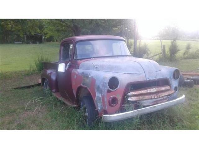 1955 Dodge Pickup (CC-1375992) for sale in Cadillac, Michigan
